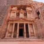 Tempio a Petra — Stock Photo