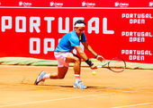 Frederico Gil - Portugal Open 2013 — Stock Photo