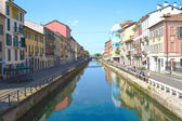 Naviglio, Milan — Stock Photo