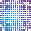 Circles and squares background — Imagen vectorial