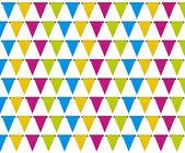 颜色标志背景 — 图库矢量图片