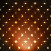 Fond étoile vibrante — Vecteur