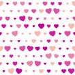 The love seamless pattern background — Stockvektor