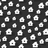 The house background — Stockvector