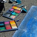 Street art supplies — Stock Photo #32932221