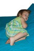 Sleeping child — Stock Photo