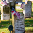Here lies ww2 veteran — Stock Photo #38237681