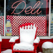Stock Photo: Deli shop