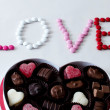 Love chocolate — Foto de Stock