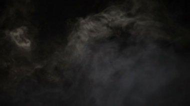 Smoke clouds — Stock Video