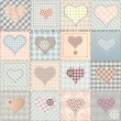 Love pattern — Vector de stock #31311223