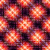Grunge plaid pattern. — Stock Vector