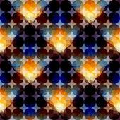 Abstraktní geometrický vzor — Stock vektor