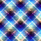 Diagonal geometric plaid. — Vettoriale Stock