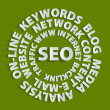 Seo-all-keywords — Stock Photo