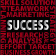 Success-words — Stock Photo #36813589