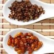 Szechuan pepper and chili — Stock Photo