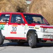 Stock Photo: 61 Rally CostBrava. FIEuropeHistoric Sporting Rally Champ