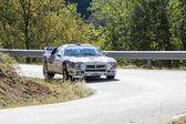 61 Rally Costa Brava. FIA European Historic Sporting Rally Champ — Stock Photo