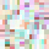 Pixelized pattern — Stock Vector