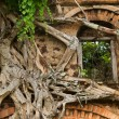 Stock Photo: Colonial ruin in ThRae, Sakon Nakhon, Thailand