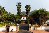 Königliche palastmuseum, luang prabang, laos — Stockfoto