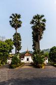 королевский дворец-музей, луанг прабанг, лаос — Стоковое фото