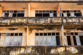 Colonial ruin in Vientiane, Laos. — 图库照片