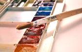 Art equipment — Stockfoto