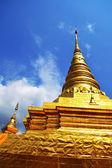 Wat Phra That Chae Haeng — Stock Photo