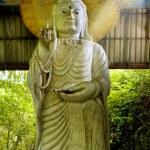 Statue of Bodhisattva Kuan — Stock Photo #41302911