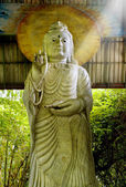 Statue des bodhisattva kuan — Stockfoto