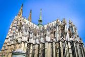 A catedral de colónia — Foto Stock