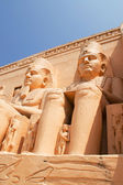 Abu simbel egypt — Stock Photo