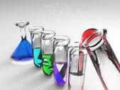 Science tube — Foto de Stock