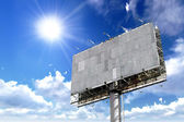 Billboards — Stok fotoğraf