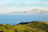 Strait of Gibraltar — Stock Photo