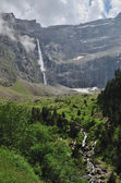 Cirque of Gavarnie in summer — Foto de Stock