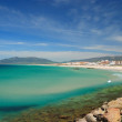 Windy bay of Tarifa — Stock Photo #34250441