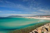 Windy bay of Tarifa — Stock Photo