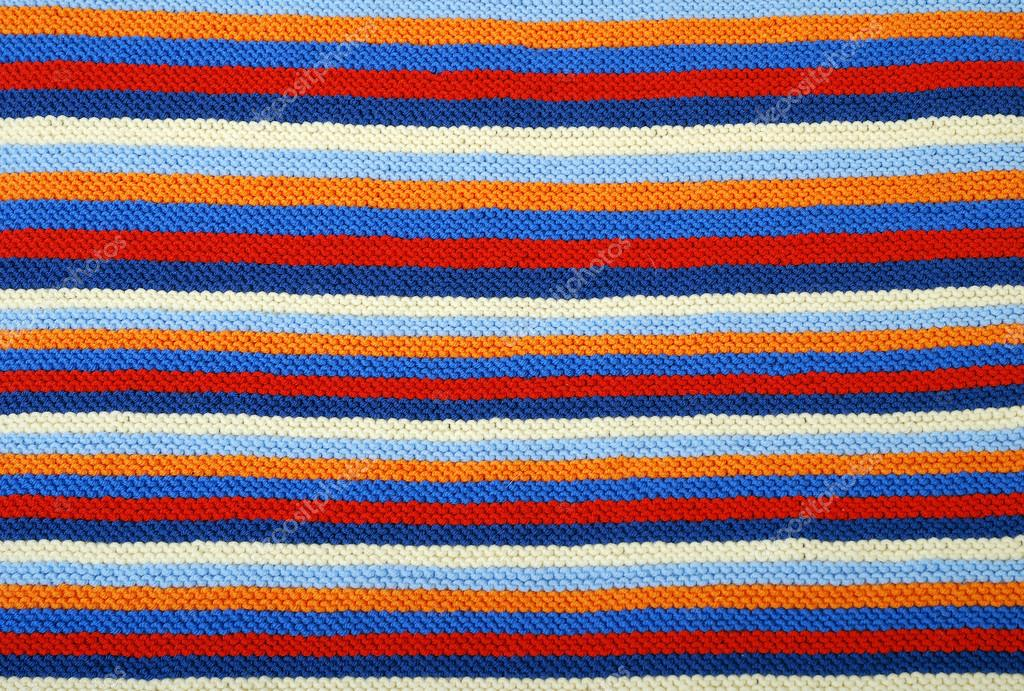 Red White Blue Stripes Background of Red White Blue