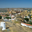 Stock Photo: Spring view of Guadix