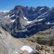Cirque de Gavarnie in summer. — Stockfoto