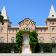 Stock Photo: Colonial mansion of SamPark in Tarragona