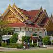 Buddhist temple in Thailand — Foto Stock