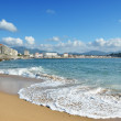 View of Saint-Jean-de-Luz — Stock Photo
