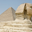 Great Sphinx of Giza — Foto Stock