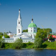 Summer sightseeing of Izhevsk — Stock Photo