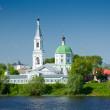 Summer sightseeing of Izhevsk — Stock Photo