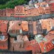 Old city of Fribourg from above. — Stock Photo #38424257